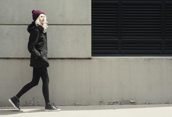 Look PLDM de cet hiver - Modèle Gallic #ootd #outfit #Winter #autumn