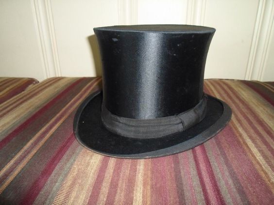 Fred Mertz's top hat in my collection.
