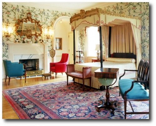 English Style At The Swan House