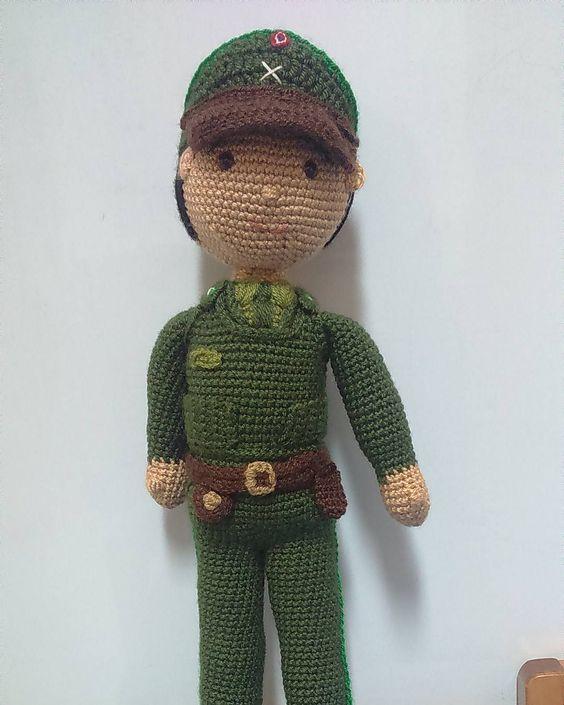 Amigurumi Chile : Amigurumi, Crochet and Chile on Pinterest