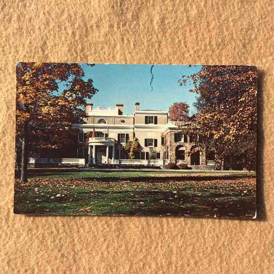 Hudson Valley House Hyde Park Postcard - Mercari: Anyone can buy & sell