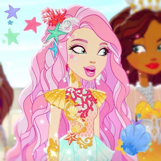 Ever After High Meeshell Mermaid