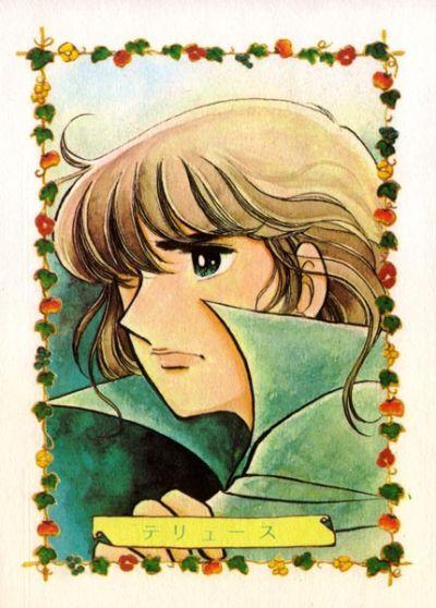 Dulce Candycandy - Ficha de identidad de personajes