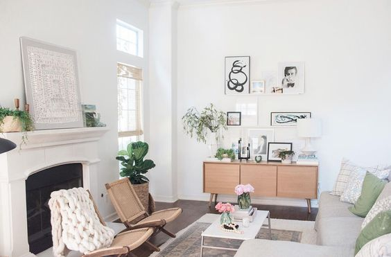 Instagram From The Identite Collective Creative Agency In Austin Texas Light Airy Living Room Decor Ft Gal Scandinavian Furniture Decor Furniture Decor