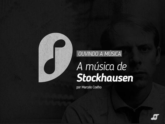 Uma revolução na música eletrônica. O Techno do alemão Karlheinz Stockhausen e a influência sobre toda a produção sonora musical. http://goo.gl/qqpsaa