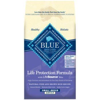 Blue Buffalo Sm Breed Fish Dry Dog Food 15lb