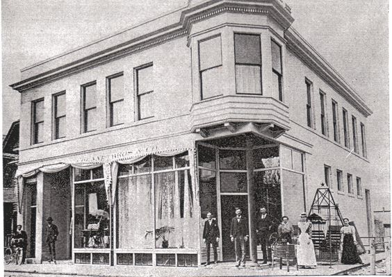 Dufrenne Building 1899: