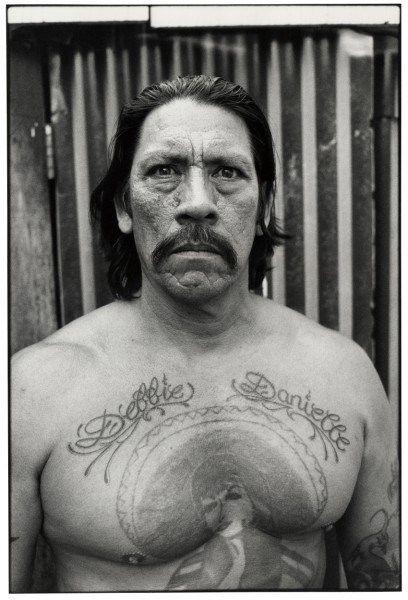 Jail tattoos: Estevan Oriol - Danny Trejo