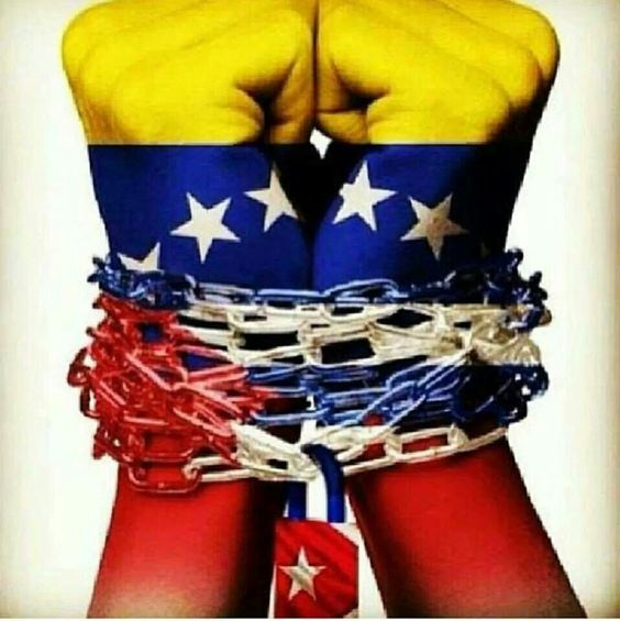 Venezuela S.O.S  we are going through a devastating situation where students are being shot by police oficers and our government won't even care
