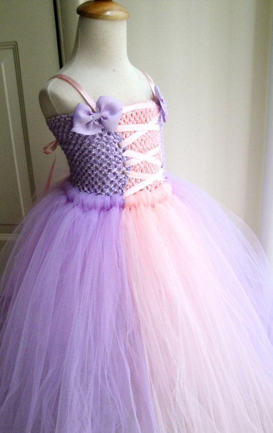 Tangled rapunzel tutu dress costume. by Hollywoodtutu on Etsy, $75.99