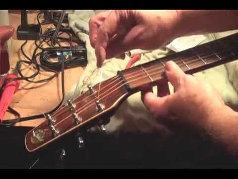 How To Change Acoustic Guitar Strings Fast Easy Restring Stay In Tune Acoustic Guitar Strings Guitar Guitar Strings