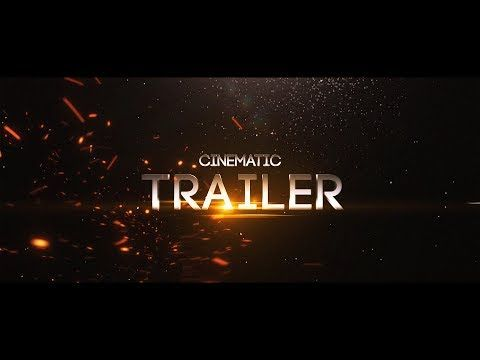 After Effects Tutorial Cinematic Title Animation In After Effects
