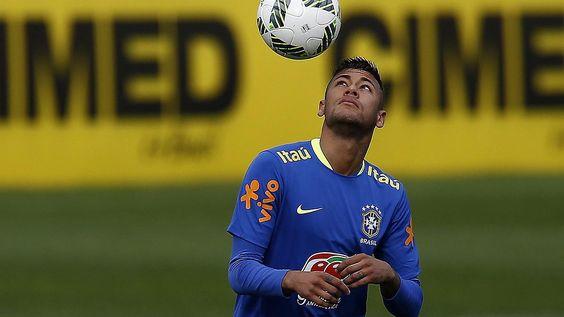 Olympia-Porträt: Neymar, Fußball