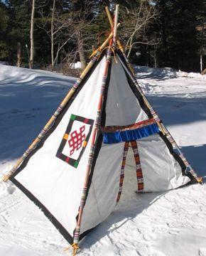 Child's Play Tent Khampa nomad arts
