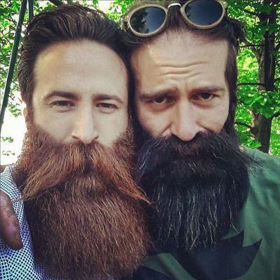Barbes de compet' !
