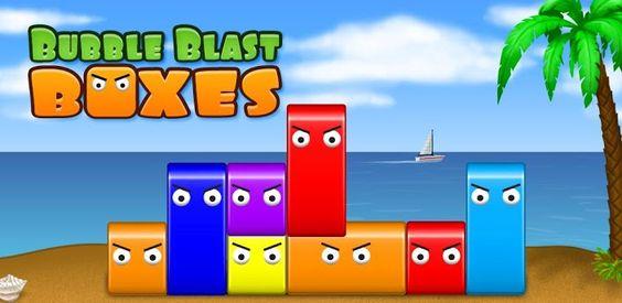 Bubble Blast Boxes