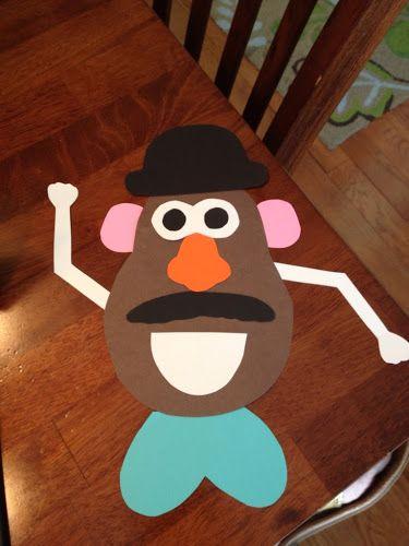 Toy Story Craft