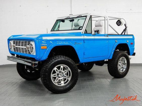 Ford: Bronco in eBay Motors, Cars & Trucks, Ford, Bronco   eBay