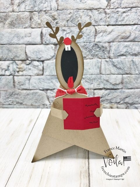 2020 Boxed Christmas Cards Little Valentine Mouse Tee Pee Card in 2020 | Boxed christmas