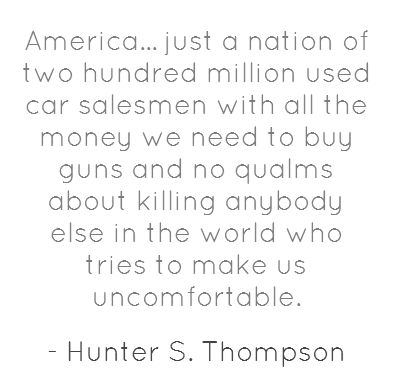 About #America