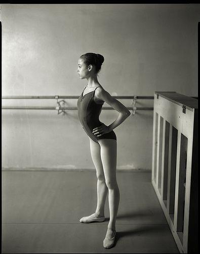 """Anna Lisa Breuker; Staatliche Ballettschule Berlin, March 2010"""