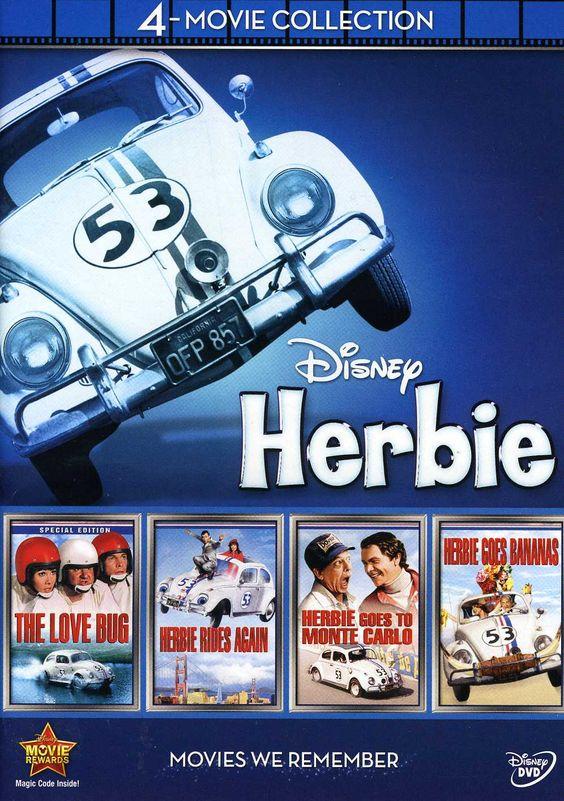 Herbie Rides Again Movie | herbie goes to monte carlo ...