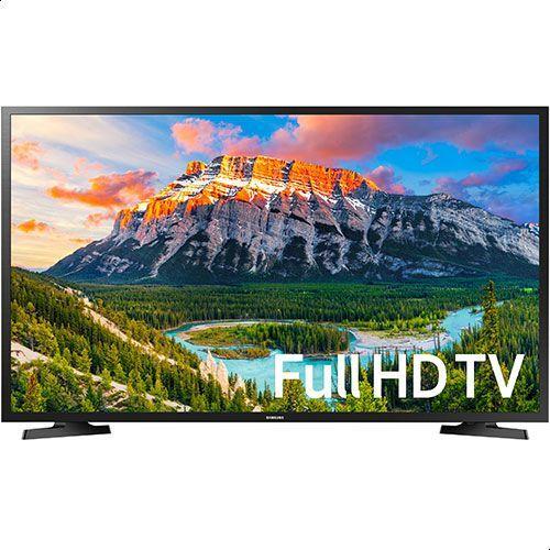 تليفزيون سمارت فل اتش دي 49 بوصة الفئة الخامسة من سامسونج N5300 مع ريسيفر داخلي Led Tv Smart Tv Samsung Smart Tv
