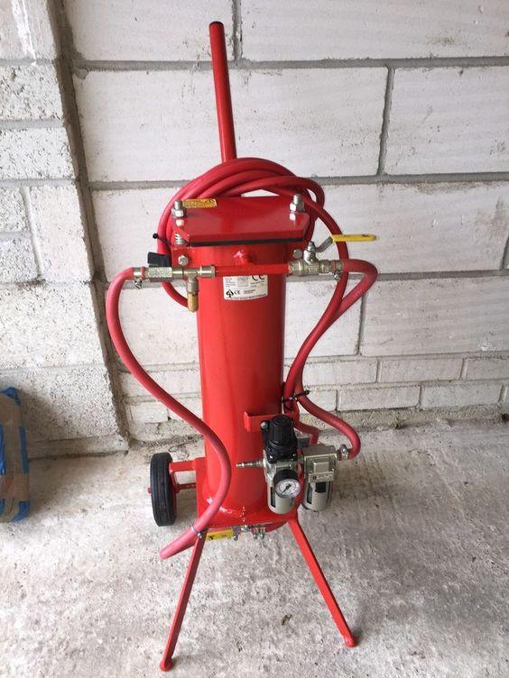 Ace Engineering C1 Pressure Pot Shot Sand Blaster Foot