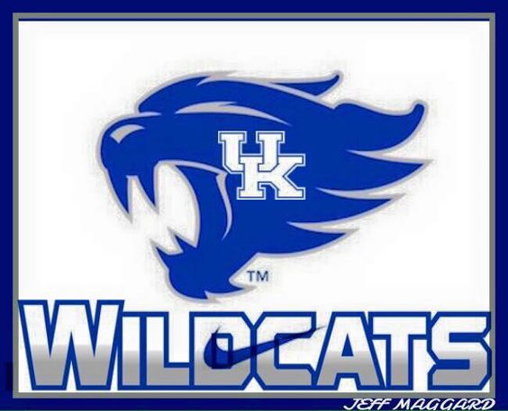 Uk Basketball Logo: Wildcats New Logo
