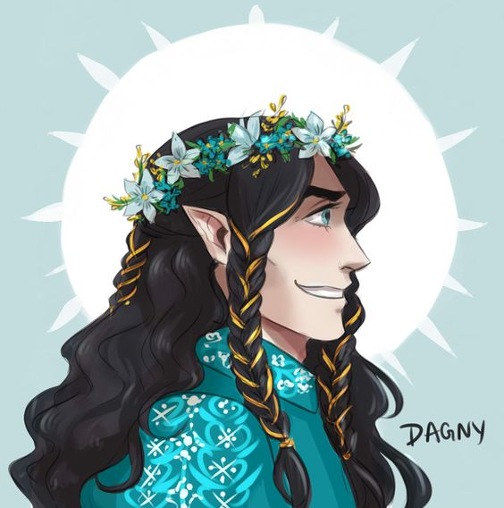 Fingon by DagnyArt on DeviantArt