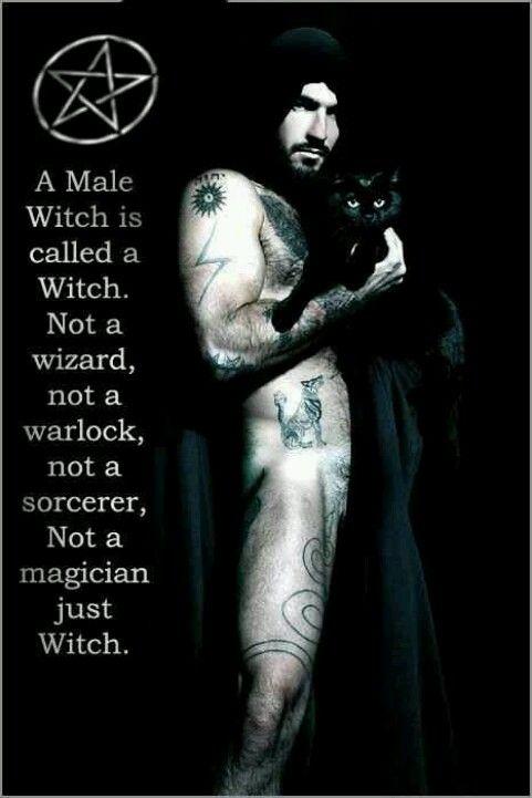 Wiccan Pagan Amazing Ari