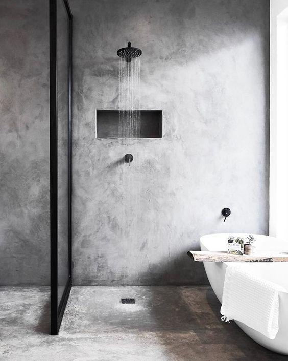 Home Decoration In Hindi Meir Craftsmanship In 2020 Industrial Bathroom Decor Bathroom Interior Bathroom Interior Design