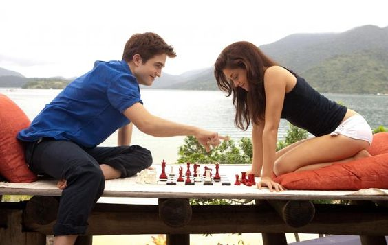 I don't understand why they were playing so much chess?  Am I forgetting something?