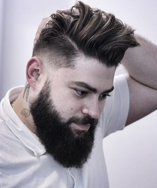 Handsome Men Haircut Styles To Look Stylish This Year Men Haircut Styles Gentleman Haircut Undercut Hairstyles