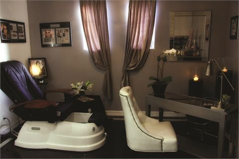 Room treats nails magazine fashion forward sweet pedicures lounges to