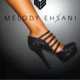 Melody Ehsani B-Day Shoes