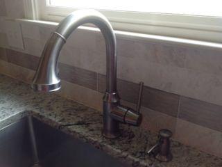 Pic 5 Hansgrohe Talis C Faucet, Stainless Steel Optik