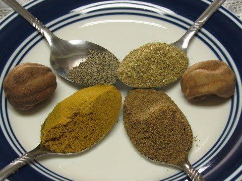 Kubba Spices بهارات كبه خلطة البهارات للكبه Youtube Diy Cooking Cooking Cooking Ingredients