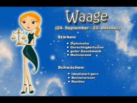 Sternzeichen Waage - Ihr Charakter wird hier treffsicher beschrieben - o...