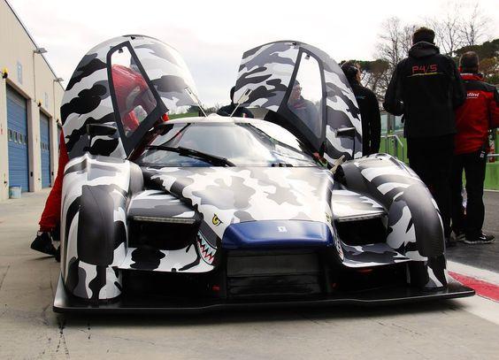 Der zweite, von der Scuderia Cameron Glickenhaus in Eigenenergie entwickelte, Sportwagen SCG 003 wurde zuletzt in Vallelunga getestet. addicted to motorsport hatte hier bereits ausführlich über die Pläne einen LMP1-ähnlichen ... weiterlesen