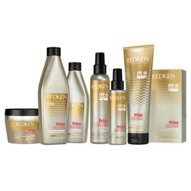 Frizz Dismiss #redken #frizzdismiss
