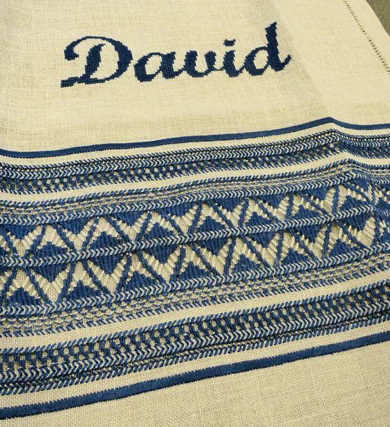 toallas vainicas para David
