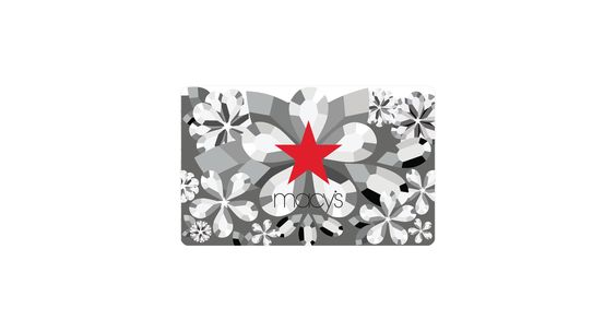 Floral Gift Card w/Greeting Card