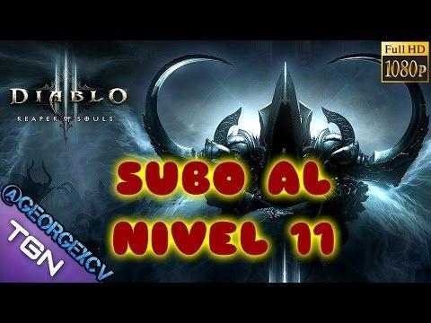 Diablo 3 Reaper of Souls Hola pichones, hoy os traigo, Diablo 3 Reaper of Souls Gameplay Español PC, seguimos leveando y conociendo mapa gracias a makabroHD, pasar a verlo os gusta, un saludo.