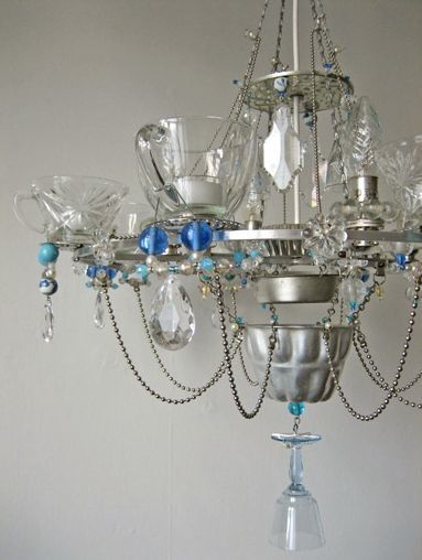 Love this chandelier image this is from a women who makes them in the UK but they are gorgeous!