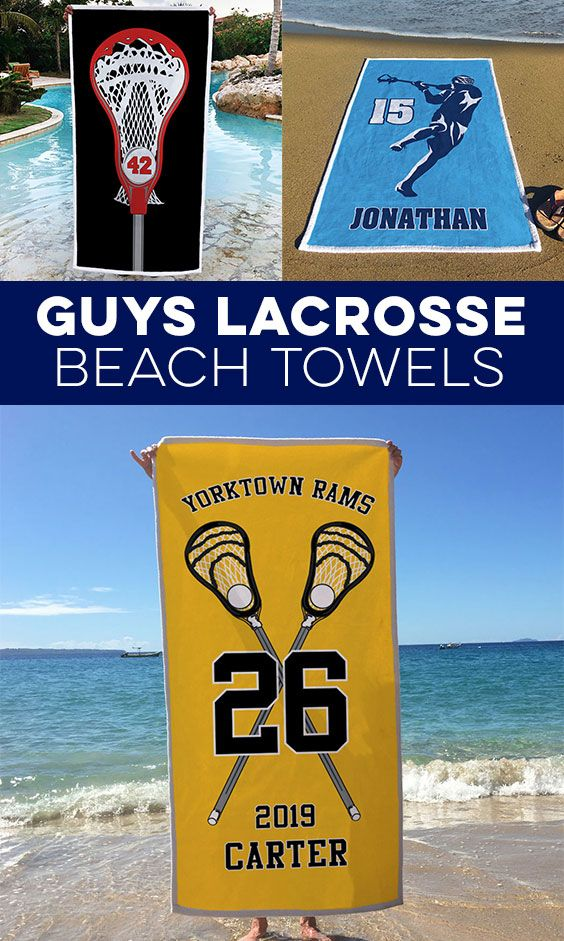 Looking To Bring Your Lax Lifestyle To The Beach This Summer