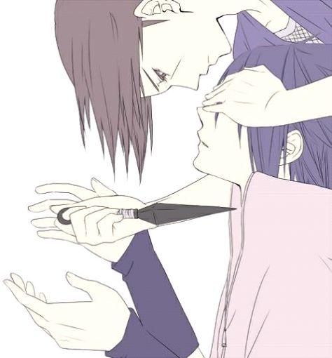 Uchiha brothers   We Heart It #sasuke #itachi #uchiha