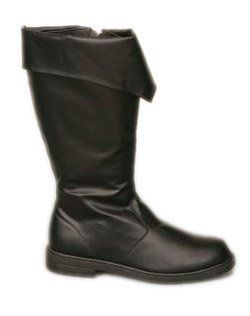 Adult Men`s Deluxe Pirate Boots (Size:Large 12-13) $29.99