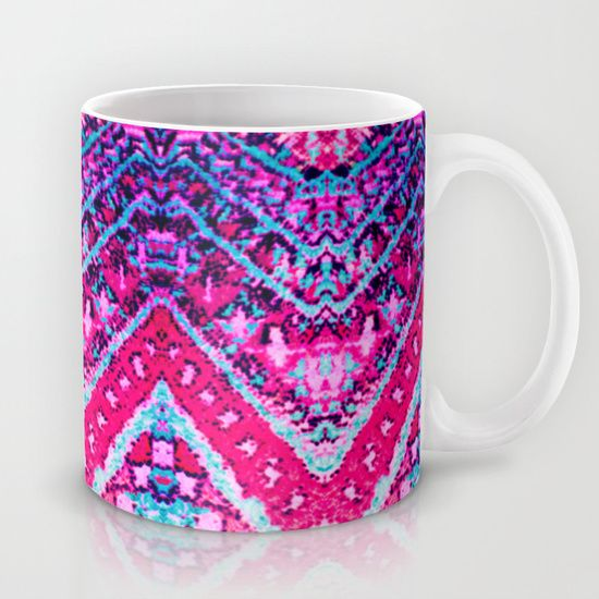 Marrekech Magenta Mug