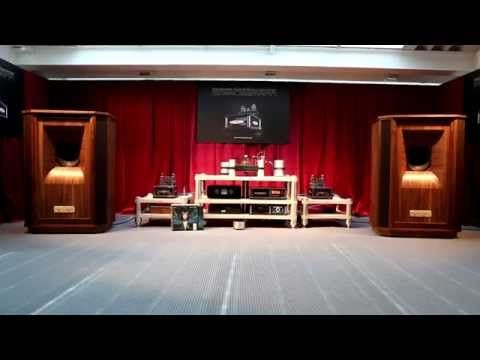 Tannoy Westminster Royal - YouTube